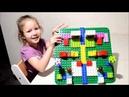 LEGO DUPLO игра своими руками развивашки для Лены