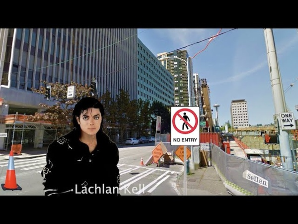 Michael Jackson Falls down a Manhole and Becomes a Paraplegic (ASMR)