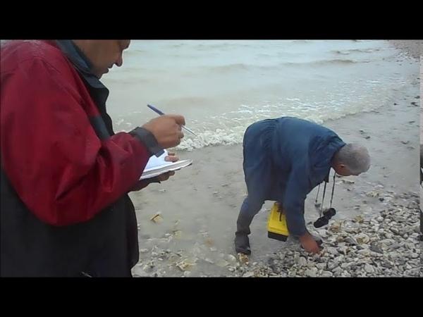 Специалисты Росрыболовства и Рыбохраны на месте ЧП Подсчитывают погибшую рыбу
