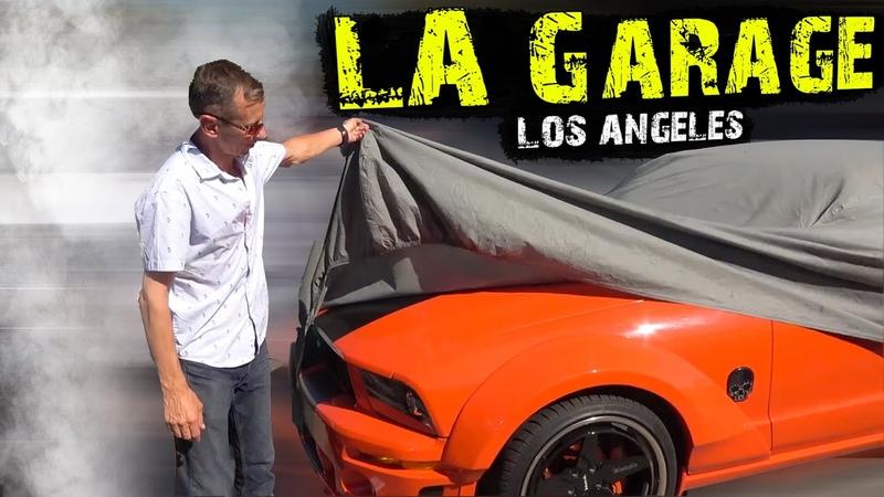 РЕАЛЬНО ЛИ КУПИТЬ МАШИНУ ЗА 500$ В США Лос Анджелес LA Garage Мустанг Чердака