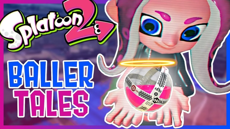 Splatoon 2 And The Epic Tales Of Baller
