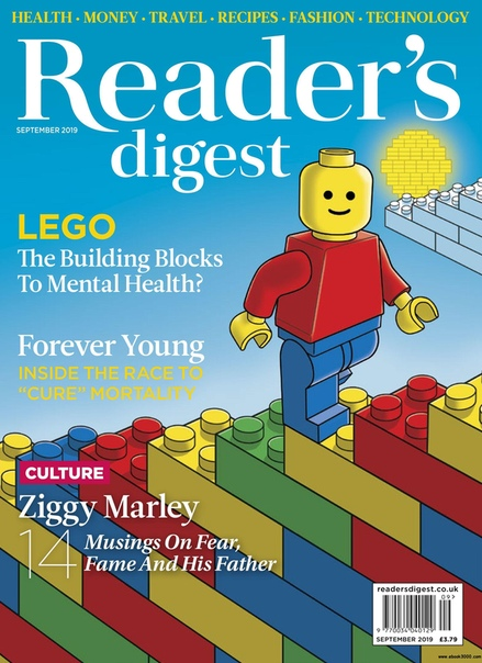 2019-09-01 Readers Digest UK