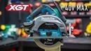 NEW Makita XGT 40v Brushless 185mm Circular Saw (HS003GZ)