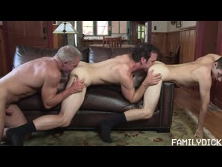 [family dick] the return of gramps – chopping wood