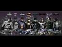Эволюция образа Бэтмена В МУЛЬТФИЛЬМАХ И В КИНО с 1943 года
