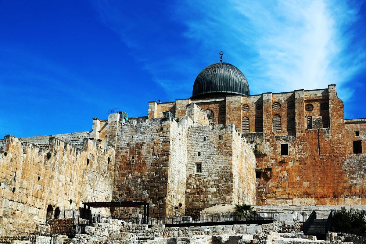 мечеть аль акса в иерусалиме фото утрам