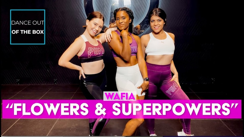 Flowers Superpowers by Wafia CHOREOGRAPHY Dance Out Of The Box with Deja Riley
