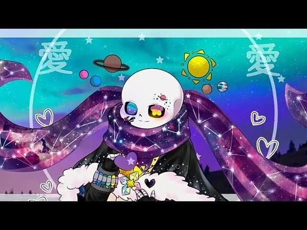 【 Undertale Au 】 Hp meme : Galaxia ! Sans ( oʟɒ vεʀ. )
