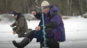Рыбакам запретили выходить на лёд в праздничные дни
