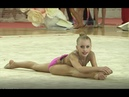 КОЛОСОВСКАЯ ПОЛИНА 2009 БП Ginnastica ritmica, Die künstlerische Gymnastik