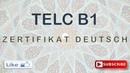TELC B1 - B1 Hören - B1 prüfung Hörverstehen test mit Lösungen