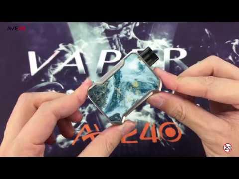 Smoant Battlestar Baby Pod Kit - Alternative to Voopoo Drag Nano | Ave40
