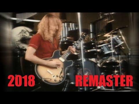 RUSH - La Villa Strangiato - Live In Holland 1979 - NEW 2018 60fps Remaster