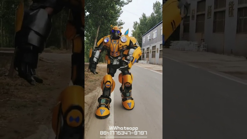 Transformers Bumblebee Costumes