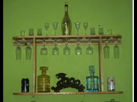 Csam83 adega de madeira para ta as e bebidas