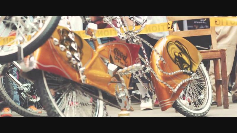 BIKE WARS 4 PINAS LOWRIDAZ (Philippines lowrider bike show)