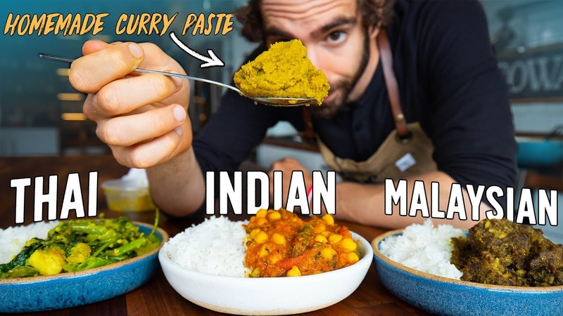 How to Finally Make Curry at Home that Doesnt Suck 🍛🍛🍛