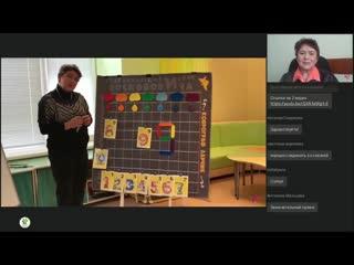 Игры Воскобовича в познавательном развитии старших дошкольников