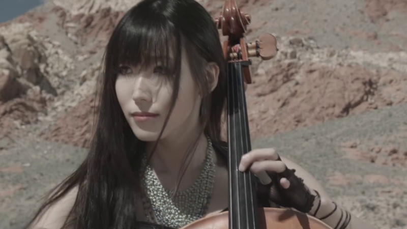 The sound of Turquoise - Mariko Cello 【Official Music Video】