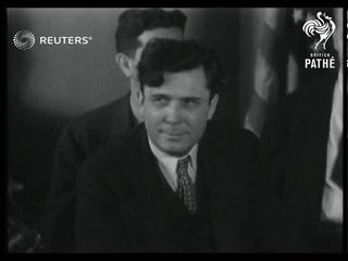 USA / POLITICS: Wendell Willkie wins Republican Vote (1940)