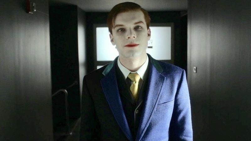 Jeremiah Valeska - Хороший клоун - Мертвый клоун :)