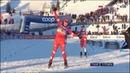 Александр Большунов снова рвёт Норвежцев на их Родине в скиатлоне (07.12.2019) (FULL HD)