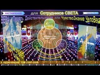 """(9) """"НАСТАВЛЕНИЯ для Сотрудников СВЕТА""""-(п. )-1 ч (1991-2010 г)- Небесная Нить"""