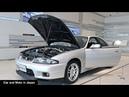 Nissan Skyline GT-R Nurburgring Time Attack 1994 BCNR33 : Silver