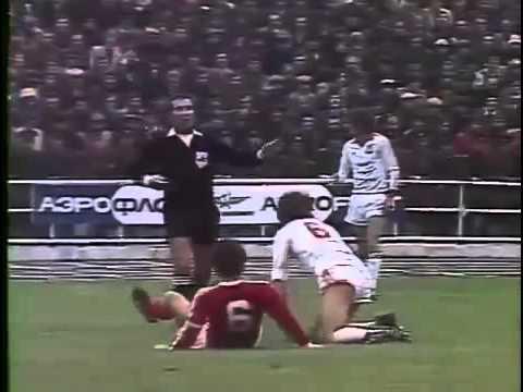 18 КОК 19811982 СКА Ростов-Айнтрахт Франкфурт 1-0
