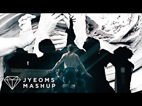 BTS BLACK SWAN X FAKE LOVE MASHUP