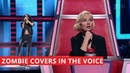 BEST Zombie covers in The Voice Blind Auditions The Cranberries