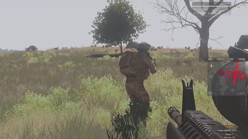 Arma 3 l SquadGames l Пустынные тушканчики