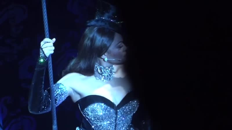 Karen Olivo The Sparkling Diamond (Moulin Rouge The Musical)