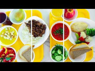 Открытая школа: как устроена система питания