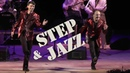 Jazz Step Группа Feelin's и степ шоу Vortex Mack the Knife