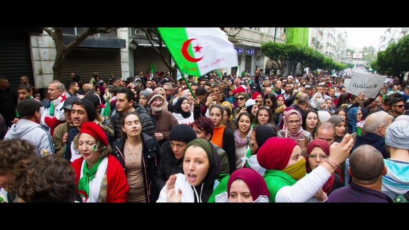 STANDPUNKTE • Algerien Das Volk steht auf