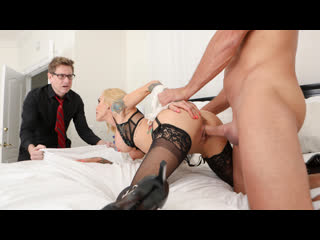 Sarah jessie sarah gets more than washed windows from ramon [full hd 1080, all sex, big tits, blonde, cuckold, hardcore]