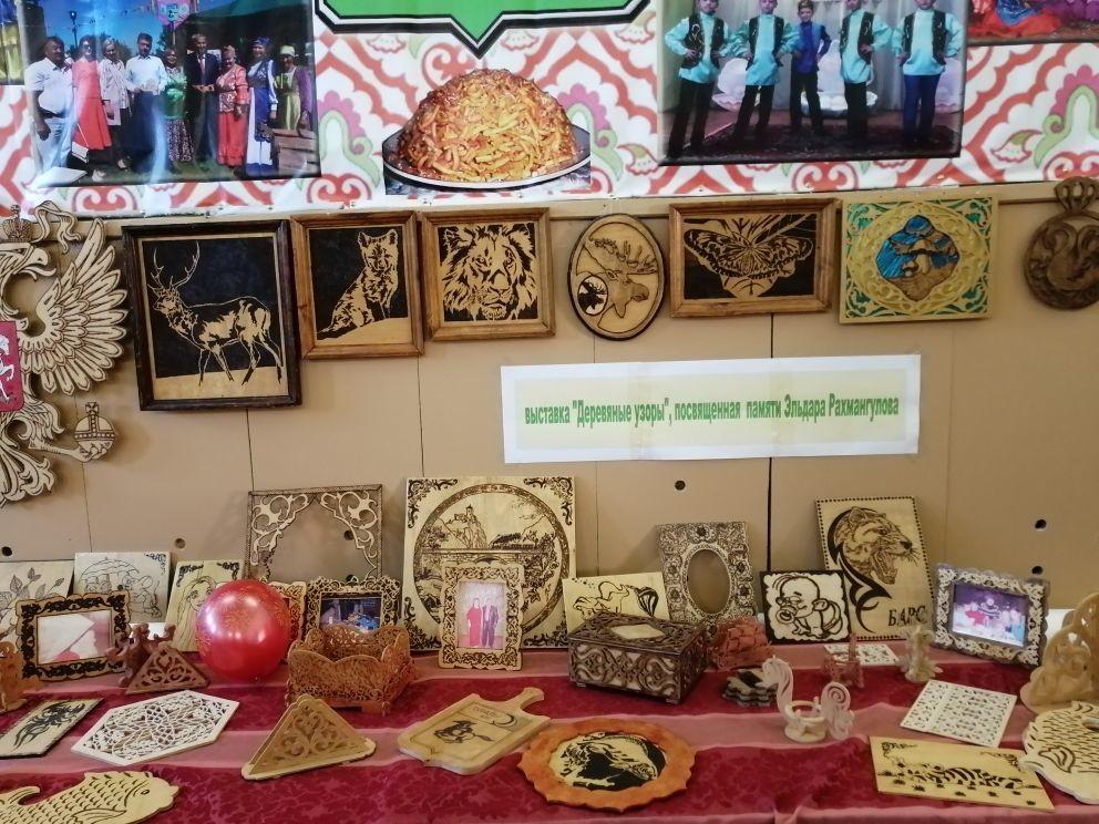СДК Большие Туралы тарский Татары
