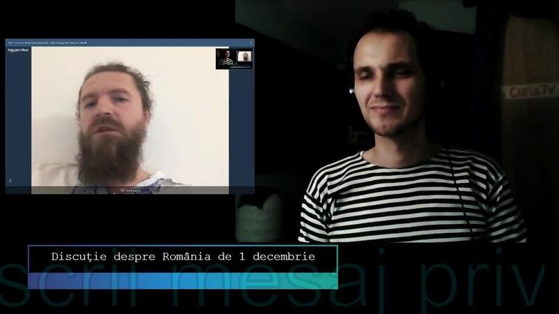 Vorbim critic despre ziua României palavre - Curaj.TV