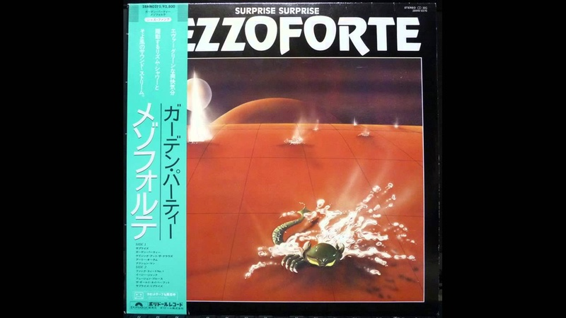 Mezzoforte - Surprise / Garden Party - Direct Vinyl Capture