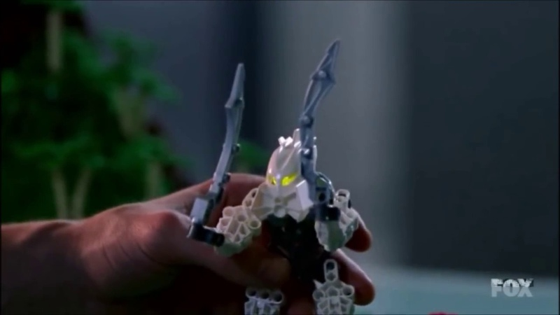 Bionicle reference in Sarah Connor Chronicles Part 2