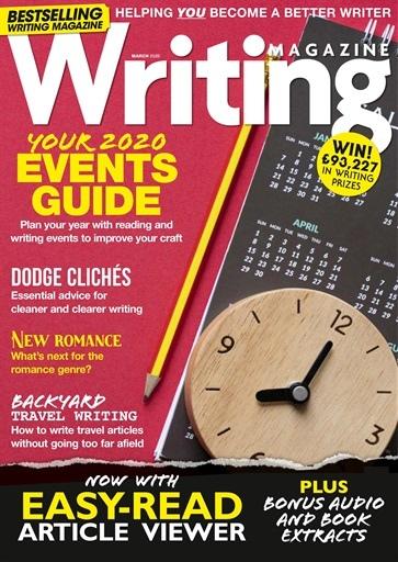 Writing Magazine March 2020