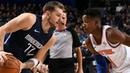 Dallas Mavericks vs New York Knicks - Full Game Highlights | November 8, 2019-20 NBA Season