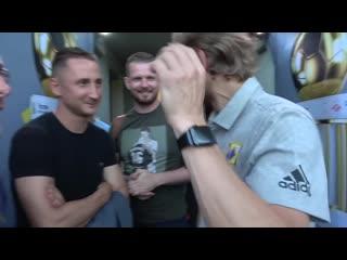 Влог Журавеля с Кубка Париматч Премьер