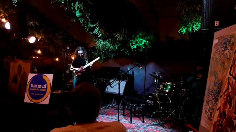 Surfing Dog Live at Trane Zen Art at Kozlovclub Live Stream