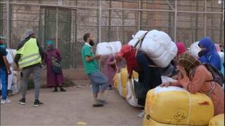 Le Drame des femmes mulets Au Maroc