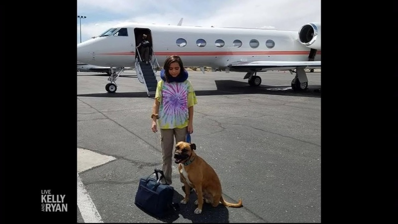 Isabela Moner Met Her Dog While Filming Dora and the Lost City of Gold