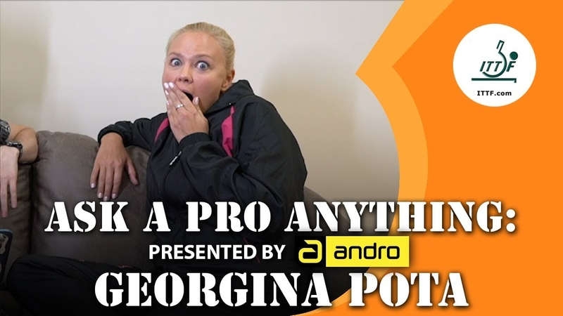 Georgina Pota | Ask a Pro Anything presented by andro