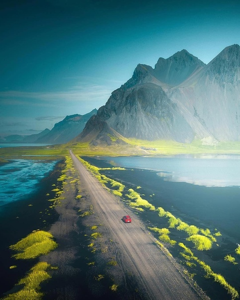 Великолепные виды Исландии