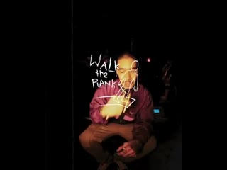 Walk the plank is coming out in march ($crim x da$h)